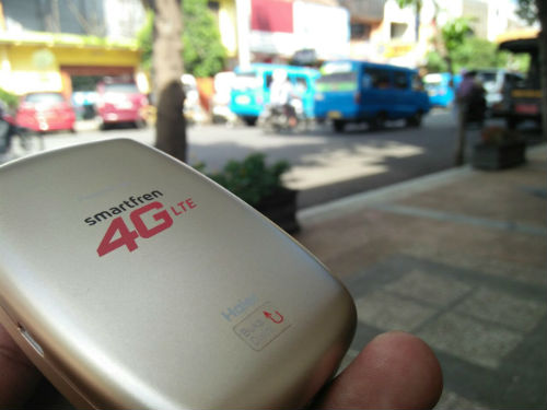 Review MiFi Andromax M2Y 4G LTE