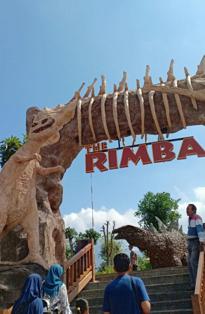 Biar Puas Di Wahana Legend Star Dan Dino Park Ini Tips Main Ke
