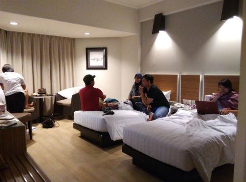 sewa apartemen harian di Jakarta2