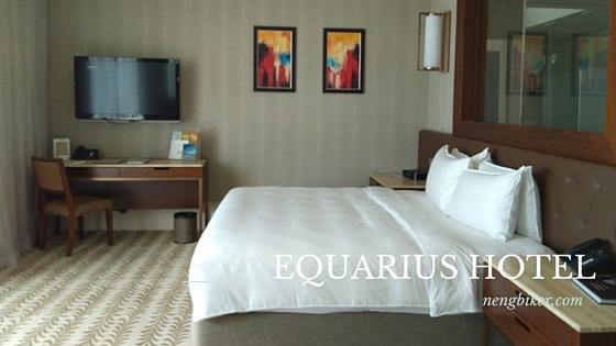 kamar equarius hotel