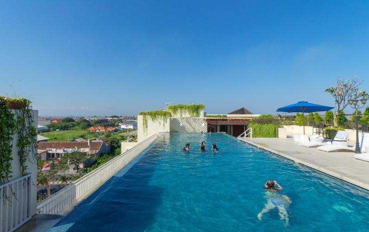 Mencari Hotel Murah Dengan Kolam Renang di Kuta Bali 2