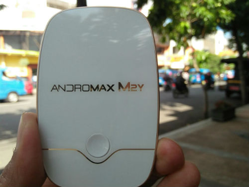 Review MiFi Andromax M2Y