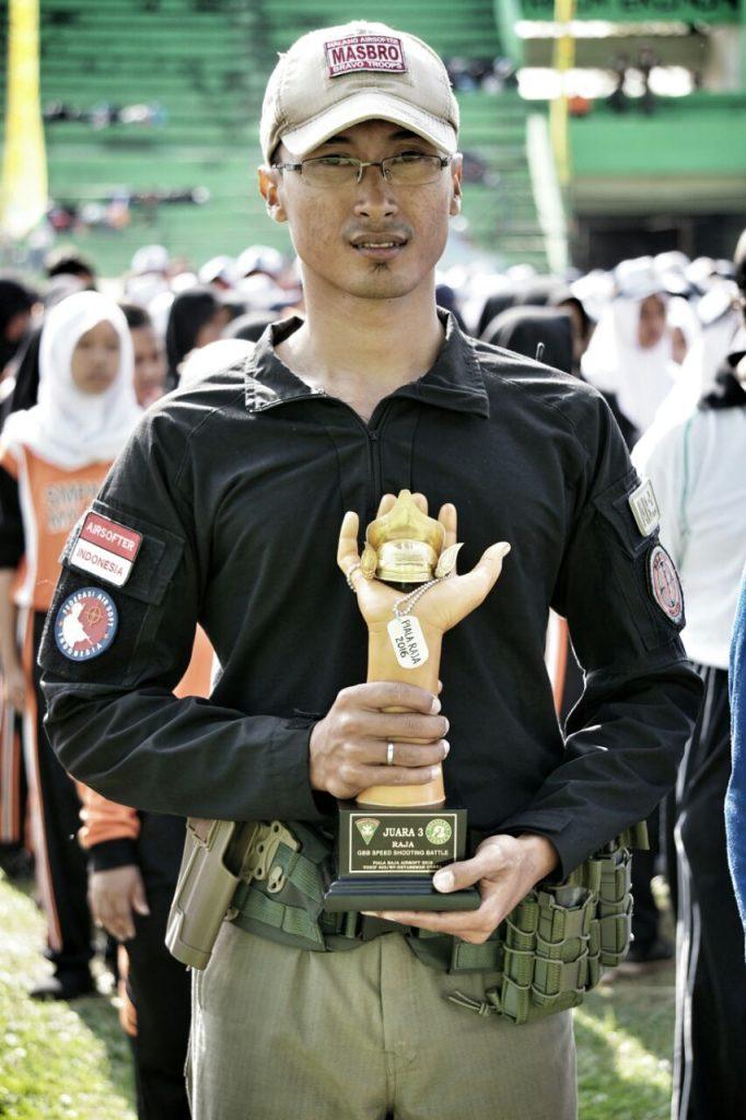 Piala Raja Sri Sultan Hamengkubuwono X di Yonif 403 WP Yogyakarta