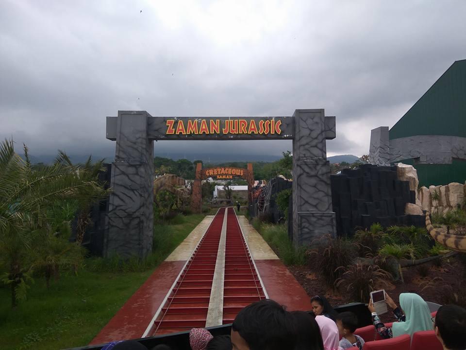 Jatim Park 3 Masih Soft Opening Tapi Sudah Bisa Ketemu Dino