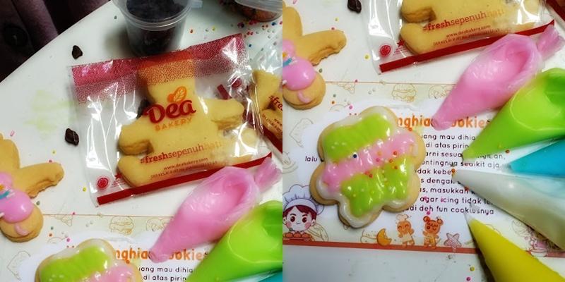fun cookies dea bakery